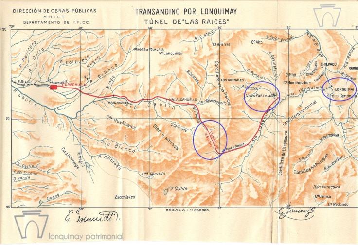 mapa2 1922 trazado tunel