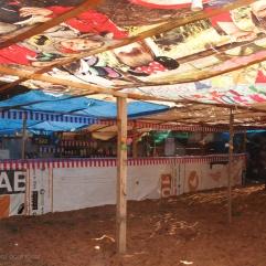Ramadas, el espacio profano de la fiesta