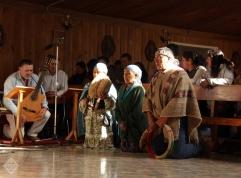 La presencia mapuche en la misa