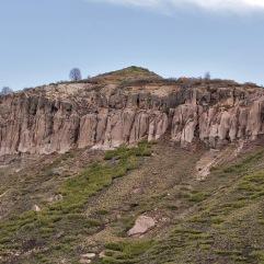 Ignimbrita, en Tralilhue