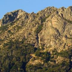 Cerro Rankewe, en Quinquén