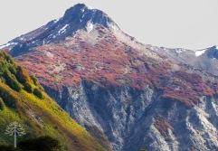 Cerro Huemul, en Quinquén - Galletué