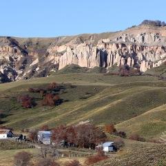 Barda Blanca, en Pehuenco Alto