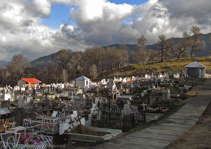 Cementerio de Lonquimay