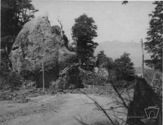 Piedra Santa, Malalcahuello. (Colab. W. Fahrenkrog P.)