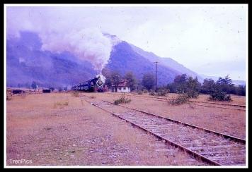 Tren de la Araucanía en Malalcahuello