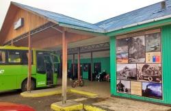 a terminal buses