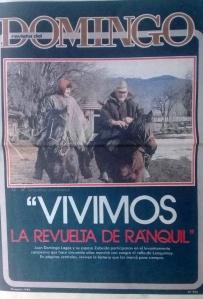 aRevista el domingo revuelta de ranquil